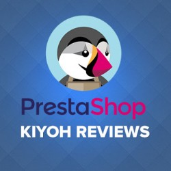 Kiyoh reviews extension for Prestashop
