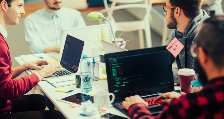 You want to build a software product but don't have a dedicated team
