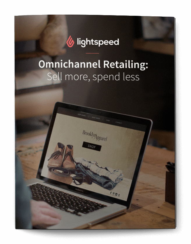 Lightspeed eCom is a powerful multilingual, multi-currency eCommerce platform with built-in analytics and inventory management.